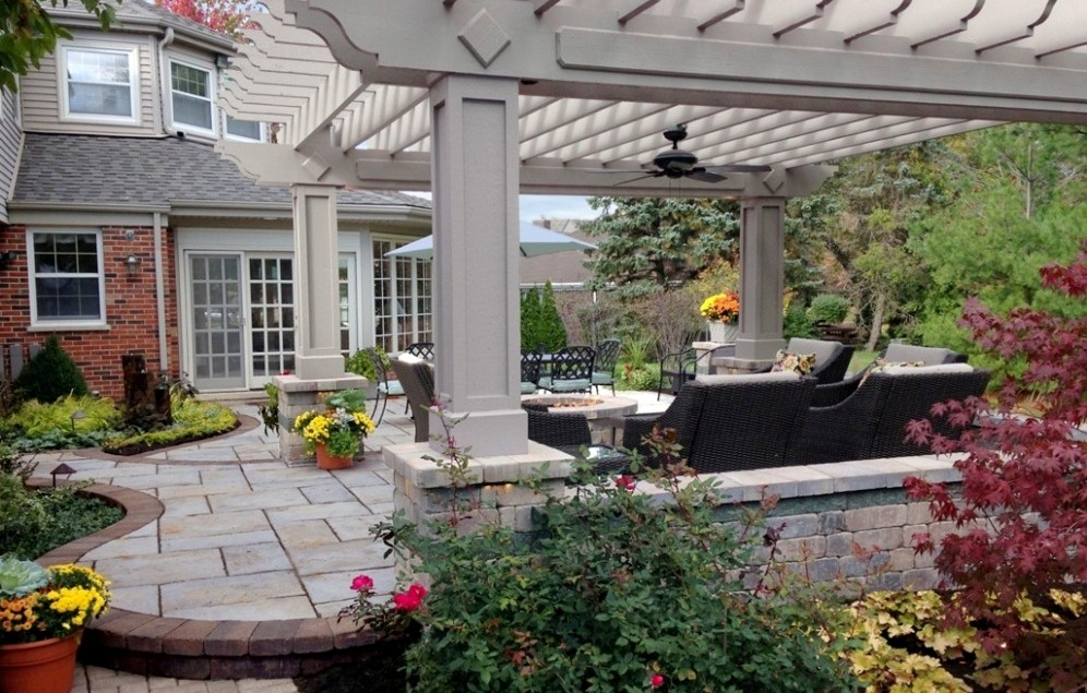 Patio Ideas Outdoor Room Ideas Pouls Landscaping Nursery